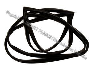 Joint magnetique noir