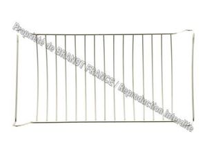 Grille  basse t°
