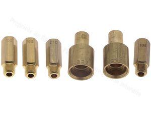 Sachet injecteurs air propane
