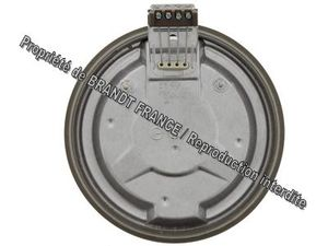 Plaque electrique  2000w 230v