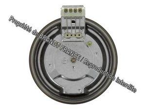 Plaque electrique  1000w 230v
