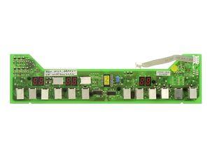 Carte clavier centre
