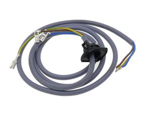 Cable alimentation 2x1,5mm²+te