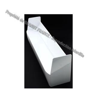 Plinthe blanc