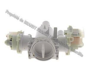 Moteur pompe recirculation