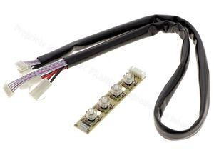 Clavier  avec cables