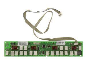 Carte clavier  gauche