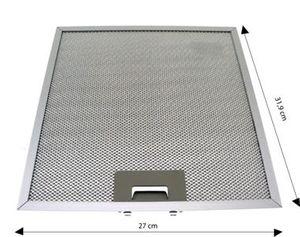 Filtre aluminium 27 cm x 31,9