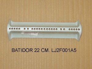 Aube de tambour  22 cm