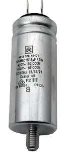 Condensateur  8 microf