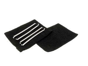 Filtre charbon ( 2 filtres+4 b