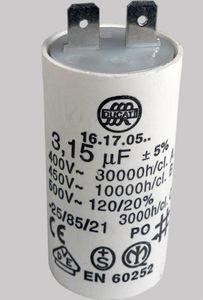 Condensateur  3,15microf